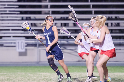 BHS Girls Lacrosse vs AC Flora