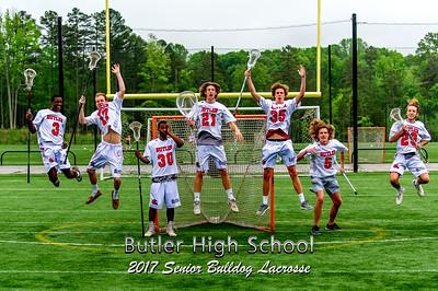 BHS Lacrosse Seniors