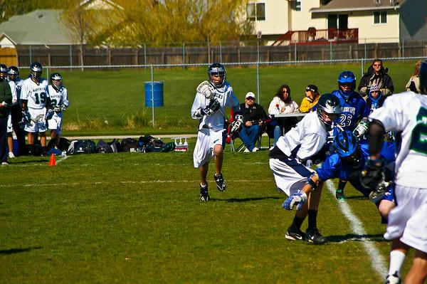 Ben's Lacrosse 2011