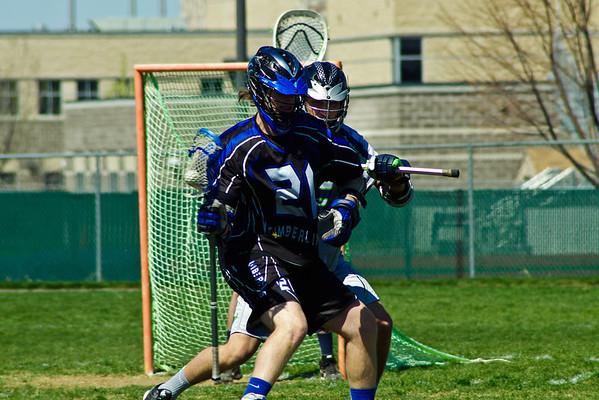 Ben's Lacrosse 2014