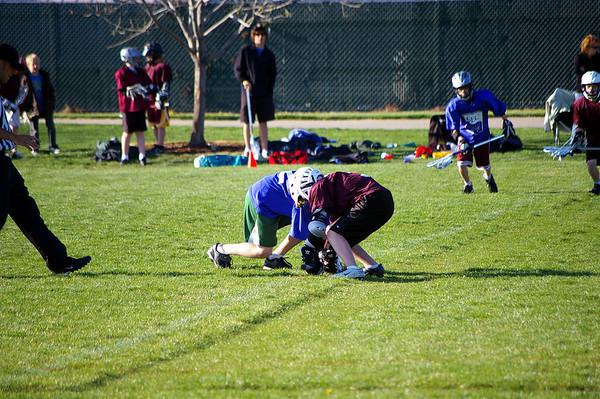 Ben's Lacrosse April 24 2009
