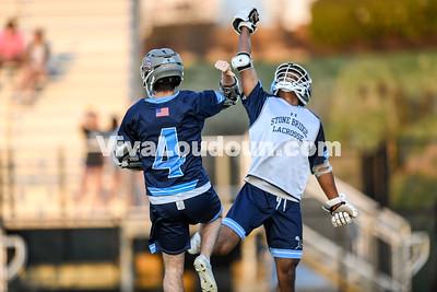 Boys Lacrosse: Stone Bridge vs  Briar Woods 4.13.2018