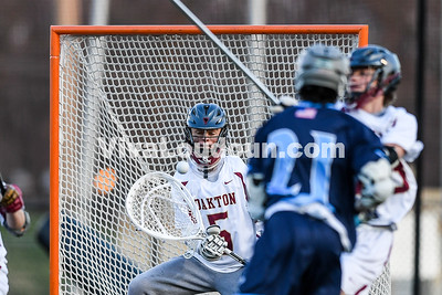 Boys Lacrosse: Stone Bridge vs Oakton 4.10.2018