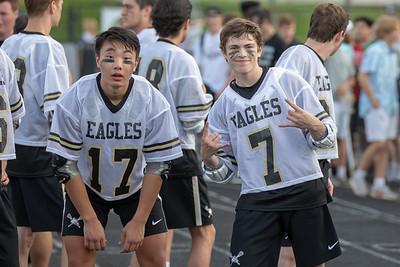 Lacrosse Freedom John Champe