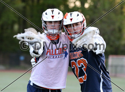 Briar Woods @ Yorktown Boys Lacrosse (19 Apr 2016)