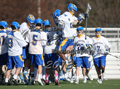 Brighton boys lacrosse v Irondequoit