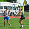 Lexi Dutkewych goes in for a goal during Saturday's championship. Nashoba Publishing/Ed Niser