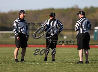 Referees, RCCP2003