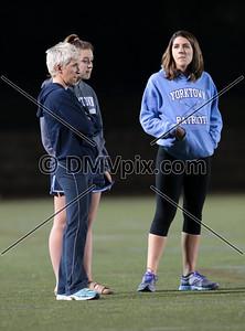 Centreville @ Yorktown Girls Lacrosse (09 Mar 2016)