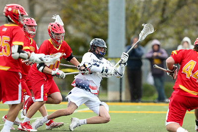 Chaminade vs Massapequa Boys Lacrosse. Photo Credit: Chris Bergmann Photography