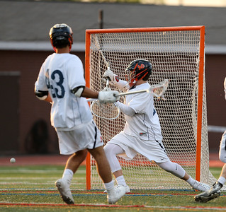 Cold Spring Harbor vs Manhasset Boys MSG Varsity Lacrosse. Photo Credit: Chris Bergmann Photography
