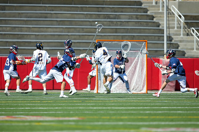 Cold Spring Harbor vs Shoreham-Wading River LIC Class C Boys Lacrosse Final   Stony Brook University   Credit: Chris Bergmann Photography