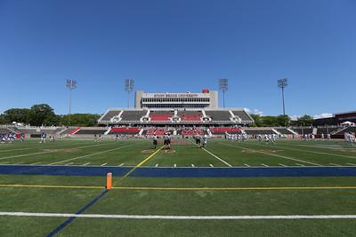 Cold Spring Harbor vs Shoreham-Wading River LIC Class C Boys Lacrosse Final | Stony Brook University | Credit: Chris Bergmann Photography