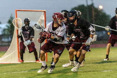Matt Durand, Florida Tech #18, Midfield breaks away for a pass. Photo by Robert Vanelli.
