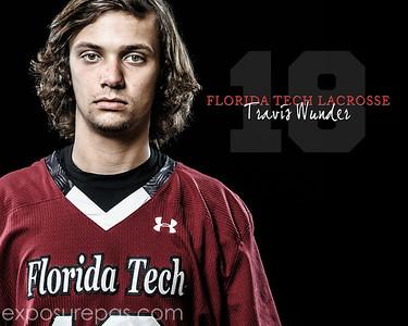 18 Travis Wunder