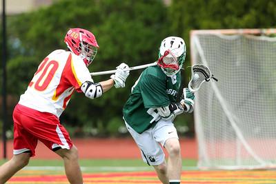 Delbarton vs Chaminade Boys Lacrosse. Photo Credit Chris Bergmann Photography