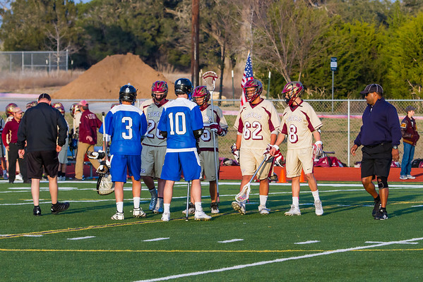 Dripping Springs Tigers vs St. Andrews Crusaders - Wed, Mar 5, 2014