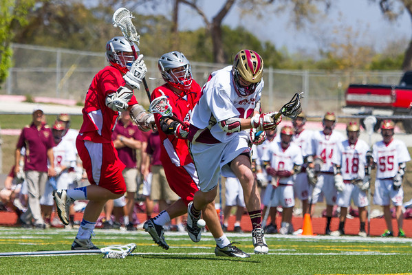 Dripping Springs Tigers vs Westlake Chaps - Sat, Mar 23, 2013
