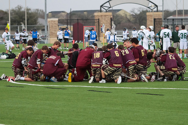 Dripping Springs Tigers vs Spartans - Sun, Feb 10, 2013