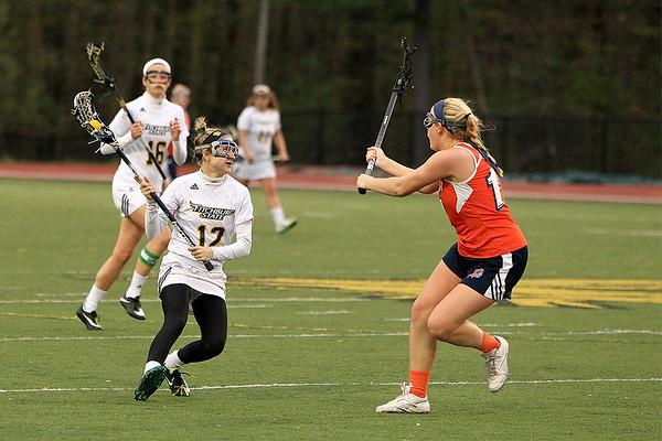 FSU vs Salem State - Womens Lacrosse - May 3 2016