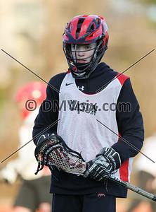 Fairfax @ Mason Boys JV Lacrosse (05 Mar 2019)