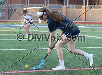 Fairfax @ W-L Girls Lacrosse (26 Apr 2016)