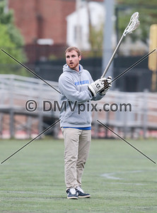 Fairfax @ Yorktown Boys JV Lacrosse (29 Apr 2016)