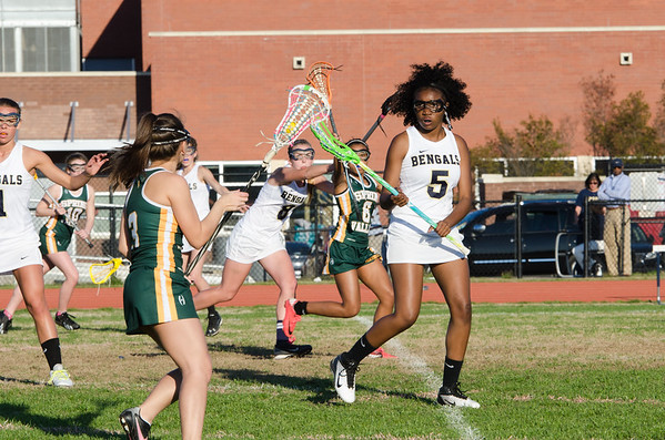 Girls Lacrosse vs Spring Valley