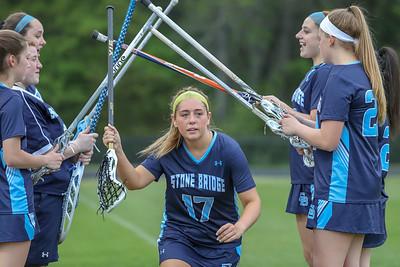 Lacrosse,Girls,Freedom,Stone Bridge