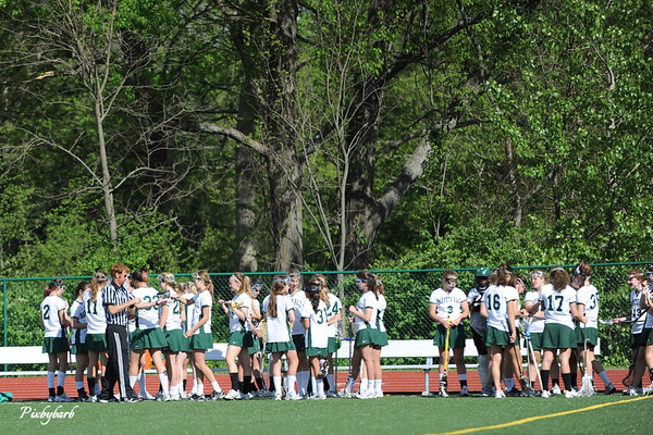 Harpeth Hall Lax Senior NIght 2011
