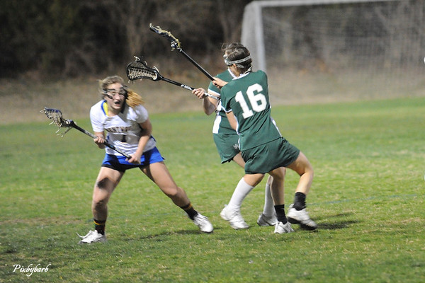 Harpeth Hall vs Brentwood High 2011