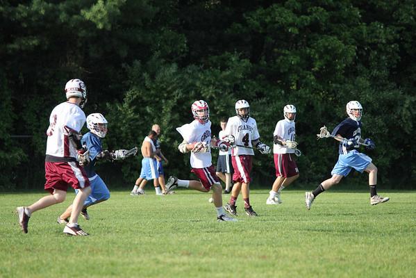 JV Lacrosse game 5-25-11