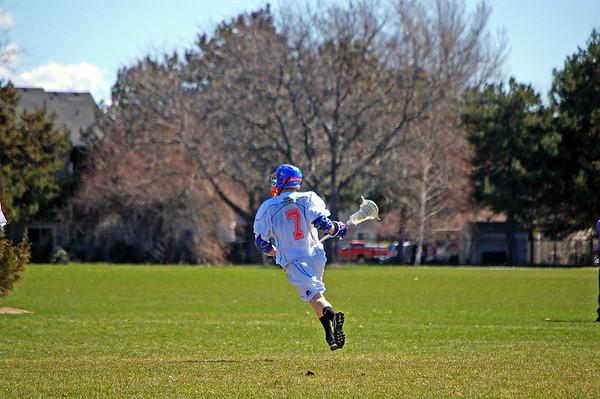 Lacrosse BSU vs Gonzaga 2009