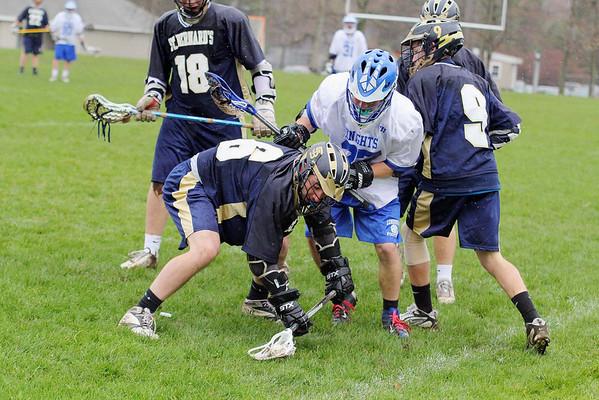 Lacrosse: St. Bermard's vs Lunenburg