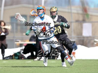 Livonia Boys Lacrosse vs. Rush-Henrietta