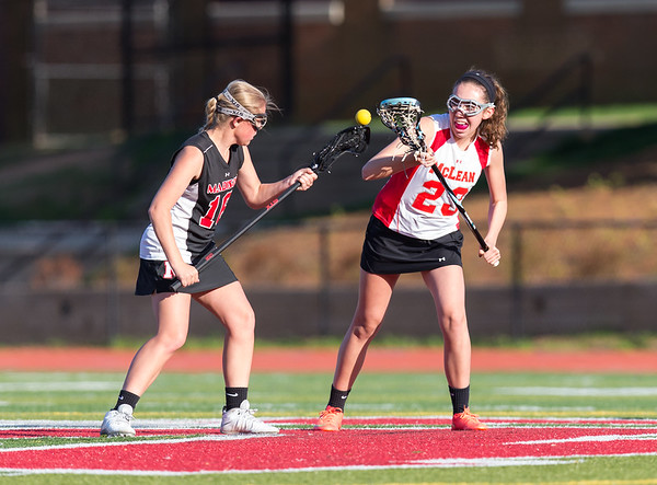 Madison @ McLean Girls JV (24 Apr 2015)