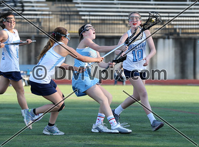 Marshall @ Yorktown Girls JV Lacrosse (13 Apr 2016)