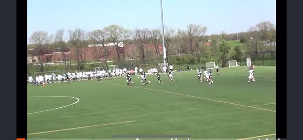 Pingry- Ground Ball to Clear