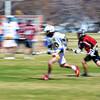 Northridge Takes on Bonneville Lacrosse