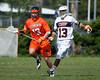 Men's Collegiate Lacrosse Association (MCLA) - Occidental Tigers vs Cal State Fullerton