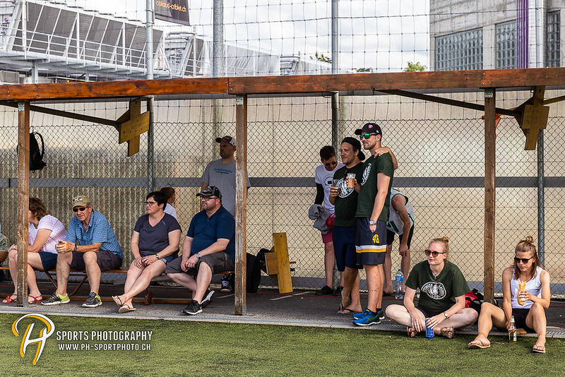 Mens SLL Final Four - Championship Game: Zürich Lions - Olten Saints - 10:8