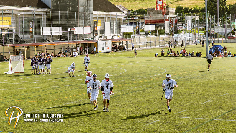 Mens SLL Final Four - Championship Game: Zürich Lions - Olten Saints - 10:8