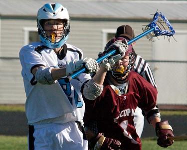 Ponte Vedra Sharks Boy's Lacrosse vs Episcopal District Playoffs 4-7-10