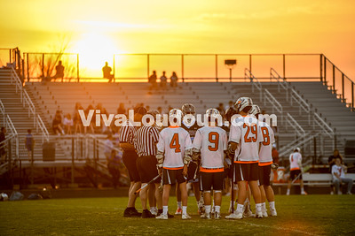 Boys Lacrosse: Stone Bridge vs  Briar Woods 4.13.2018