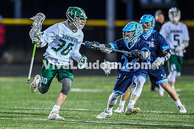 Boys Lacrosse: Stone Bridge vs Loudoun Valley 3.13.2018
