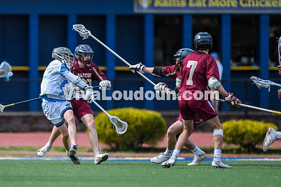 Boys Lacrosse: Oakton vs Stone Bridge 4.13.2019