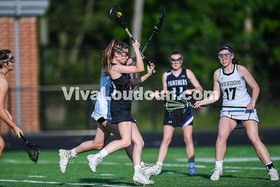 Girls Lacrosse District Finals: Potomac Falls vs Freedom 5.17.2019