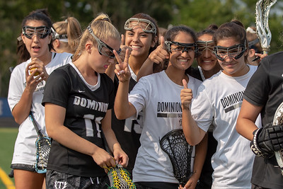Lacrosse Girls Dominion Ricerside