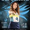 2019 Field Hockey Banner - Alaina Escobar