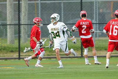 Smithtown East vs Ward Melville Boys Lacrosse. Copyright: Chris Bergmann Photography